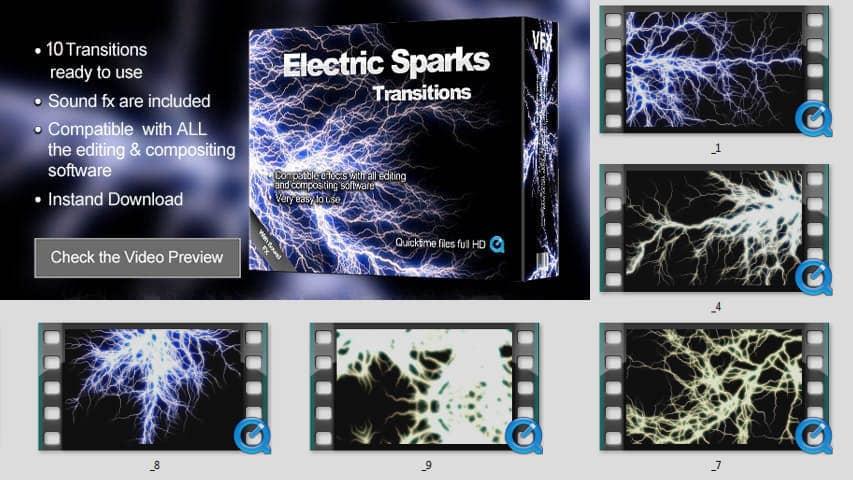 Электрические Переходы для Видеомонтажа