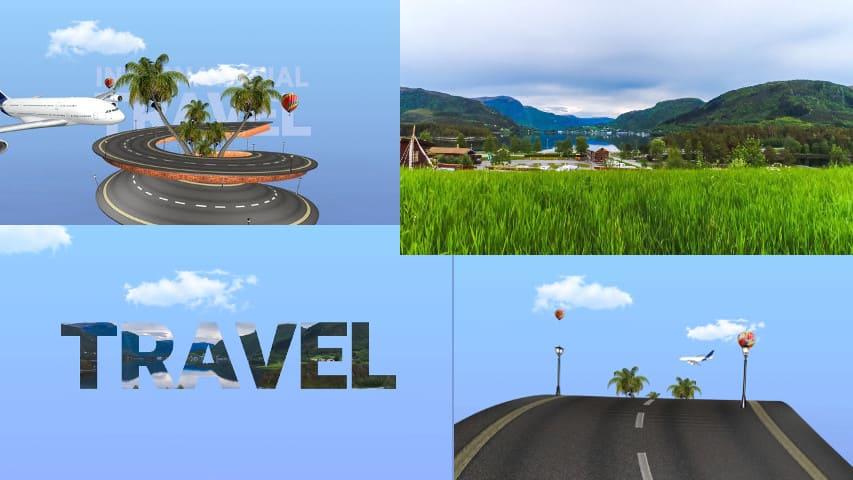 Туристический Проект Афтер Эффект — Остров Путешествия